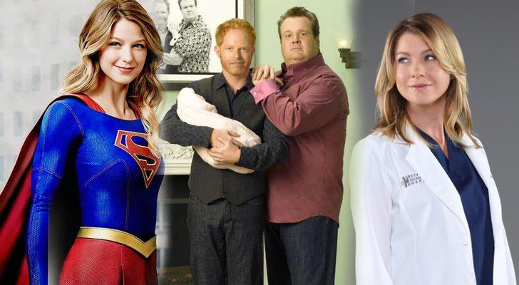 Premios GLAAD 2017: \'Anatomía de Grey\', \'Supergirl\' y \'Modern Family ...