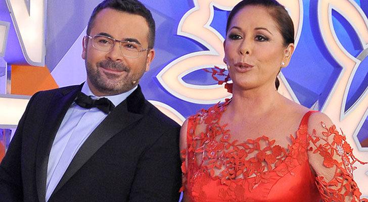 Jorge Javier e Isabel Pantoja