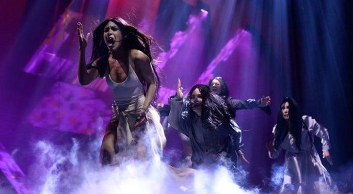 Loreen en el Melodifestivalen 2017