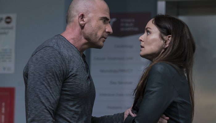 Prison Break\': Fox España estrena la quinta temporada una semana ...