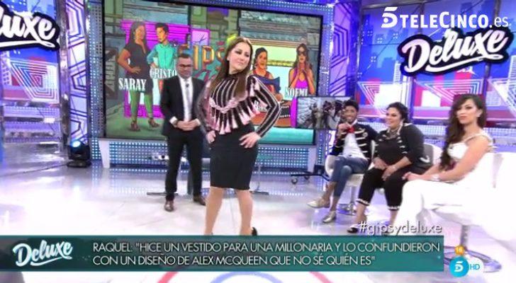 Boda Noemi Gipsy Kings : Raquel salazar gipsy kings quot hice un vestido para una
