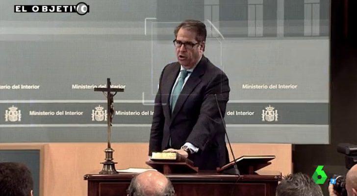 39 el objetivo 39 desvela que el ministerio del interior for Cambios en el ministerio del interior