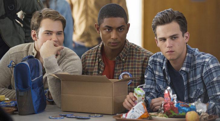 El instituto se convierte en un personaje más de la ficción de Netflix