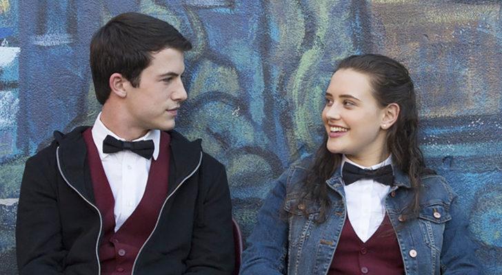 Katherine y Dylan, dos joyas de 'Por 13 razones'