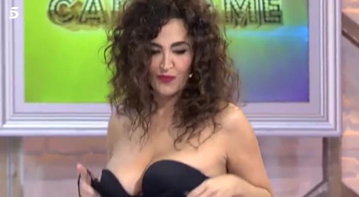 Cámbiame Cristina Rodríguez Protagoniza Un Sensual Y Sugerente