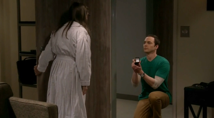 39 the big bang theory 39 10x24 recap the long distance for Decoracion piso big bang theory