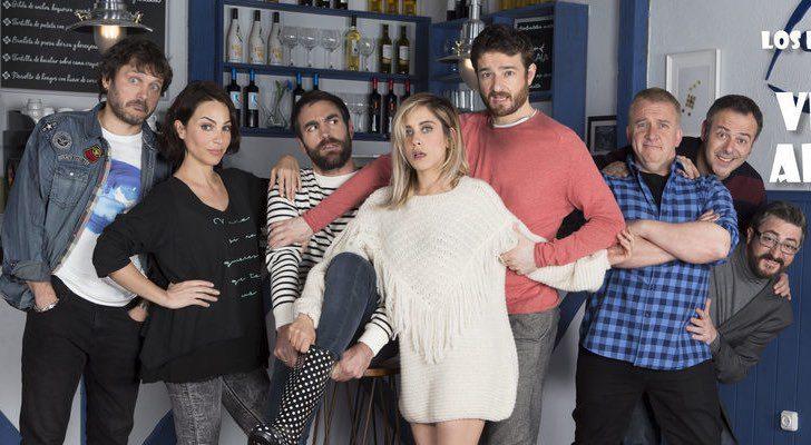Allí abajo\': Antena 3 renueva la serie por una cuarta temporada