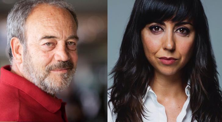 Carmen Ruiz Y Tito Valverde Fichan Por Matadero La Nueva Serie De