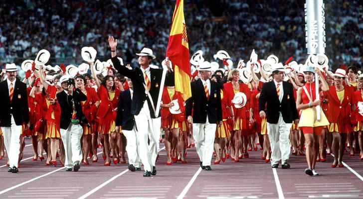 Tve Pago Por Emitir Unas Imagenes De Los Juegos Olimpicos De