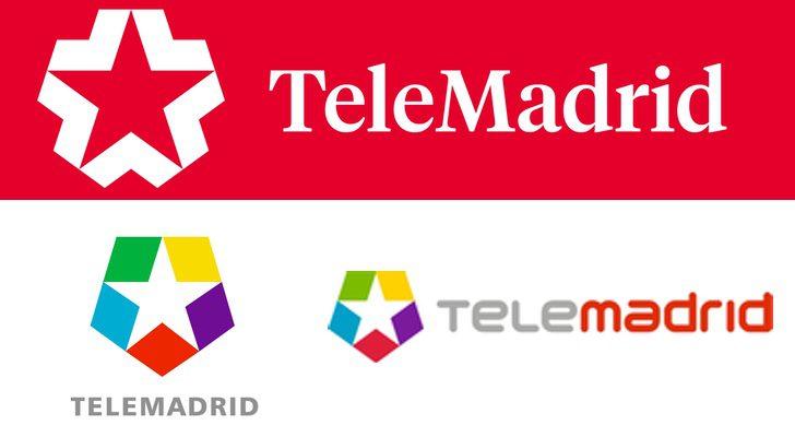 Resultado de imagen de telemadrid logo