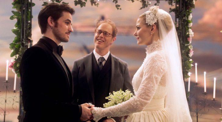 Matrimonio Tema Once Upon A Time : El reparto de once upon a time cuenta cómo será