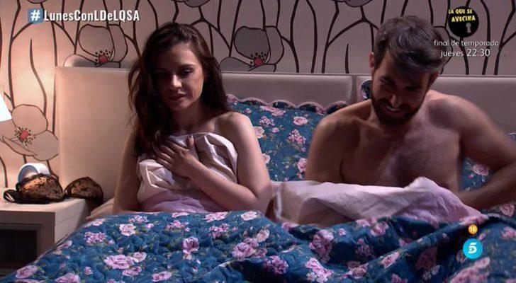 El gui o de 39 la que se avecina 39 a 39 escenas de matrimonio for Miren ibarguren ropa interior