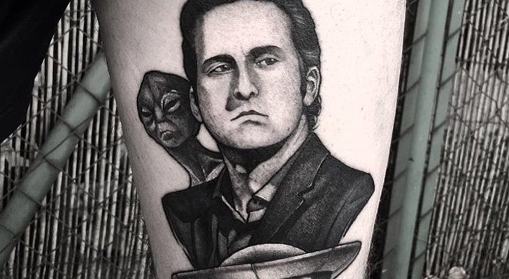 Cuarto Milenio\': Un seguidor del programa se tatúa la cara de Iker ...
