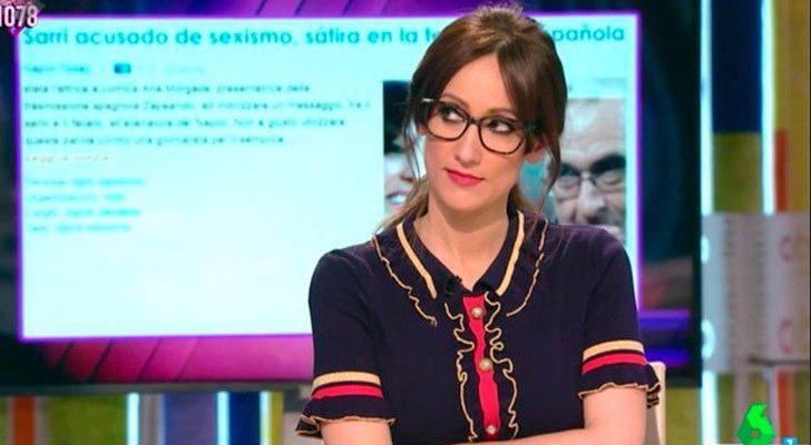 Un Fallo Técnico En Zapeando Ocasiona Que Cristina Pedroche Entre