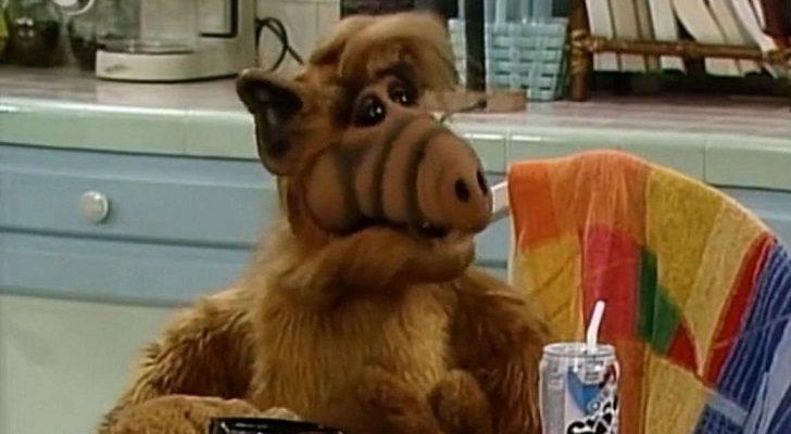 'Alf' terminó tras cuatro temporada en emisión