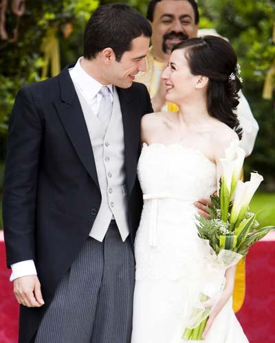 bea y Álvaro por fin se casan en 'yo soy bea'