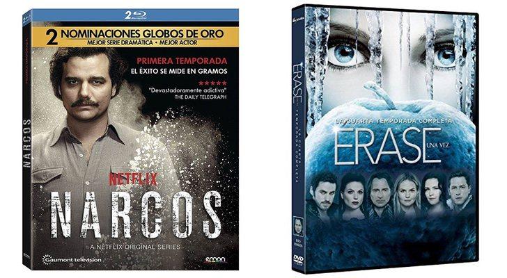 Las mejores ofertas en merchandising y DVD y Blu-Ray: \'Narcos ...