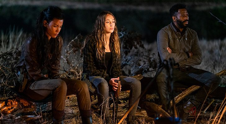 Fear The Walking Dead\': AMC estrenará la segunda parte de la cuarta ...