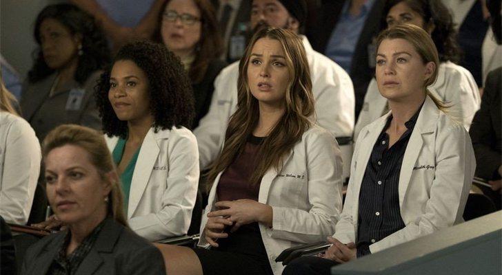 Anatomía de Grey\' se centrará en el amor en la decimoquinta temporada