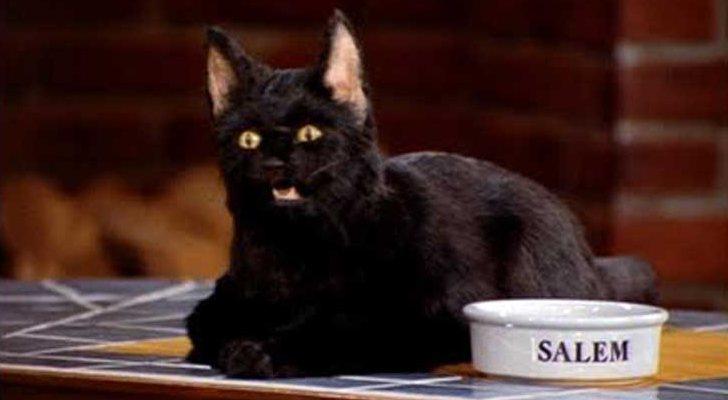 Salem en 'Sabrina, cosas de brujas'