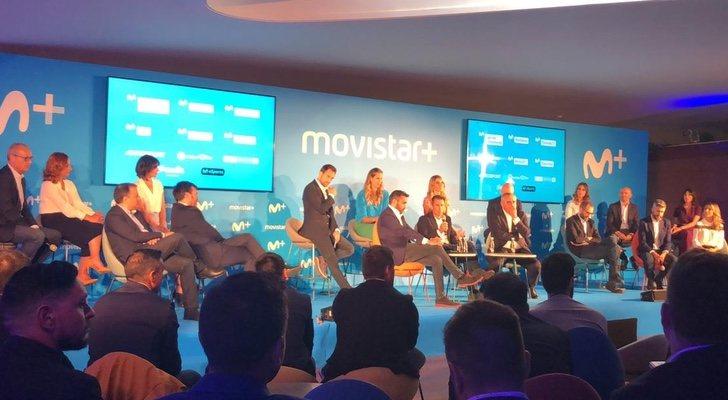Presentación de la temporada 2018/2019 de Movistar+
