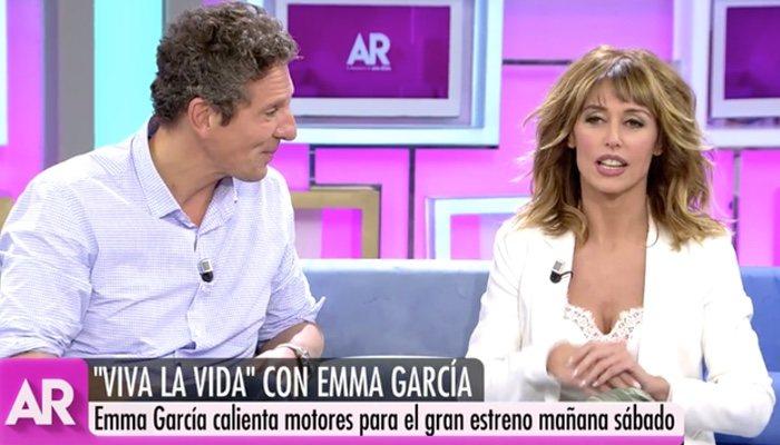 Emma García Me Vine Abajo Al Despedirme De Mujeres Y Hombres Y