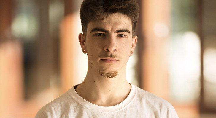 Antonio, concursante de 'Fama a bailar 2019'