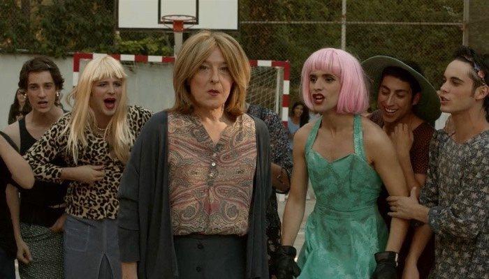 Quima en el 2x07 de 'Merlí', dedicado a Judith Butler