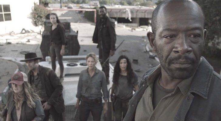 Fear The Walking Dead\' estrena su quinta temporada el 2 de junio en AMC