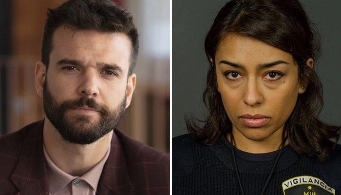 Jon Arias Y Adriana Paz Se Unen Al Reparto De Perdida La Serie De