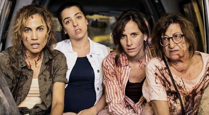 Señoras Del Hampa Se Estrena El Miércoles 19 De Junio En Telecinco