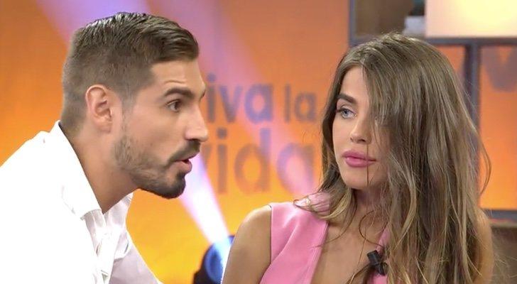 Fabio Colloricchio Cree Que Violeta Mangriñán Va A Dejarlo En