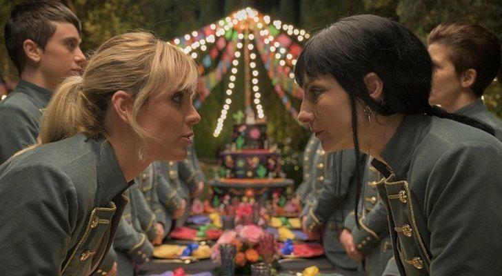 Protagonistas de 'Vis a vis: El oasis'