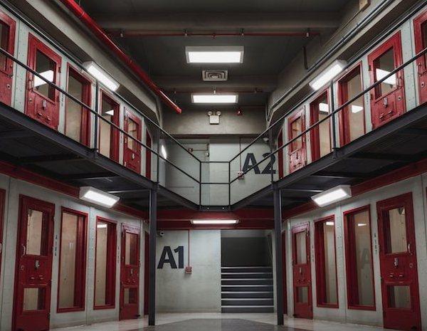 La cárcel de la sexta temporada de 'Orange is the New Black', en imágenes