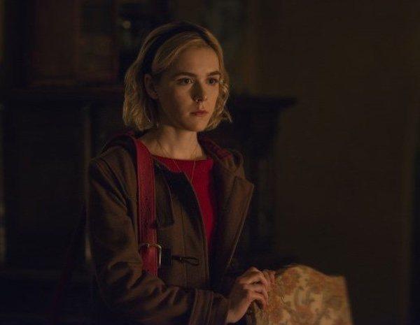 Los personajes de 'Las escalofriantes aventuras de Sabrina', en imágenes