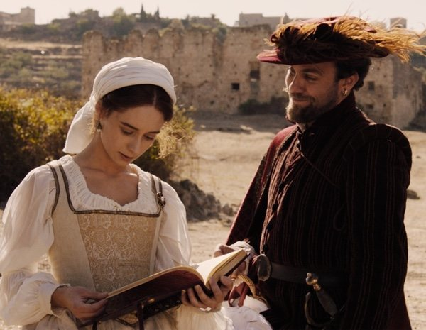 Primeras imágenes de 'Inés del alma mía', drama histórico de TVE