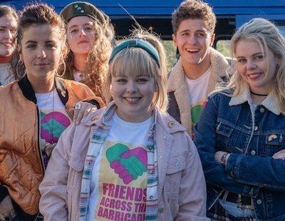 El grupo se afianza y el humor no falla en la 2ª temporada de 'Derry Girls'