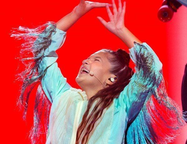 Así fue la Gran Final de Eurovisión Junior 2020