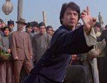 """Fei-Hung recurre a su particular técnica de combate, que le vuelve más fuerte cuanto más bebe, en """"La leyenda del luchador borracho"""""""