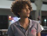 """Jordan es una teleoperadora de la policía que deberá superar sus traumas para salvar a Casey, que la ha llamado porque está siendo retenida por un peligroso asesino en serie en """"La última llamada"""""""