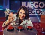 Silvia Abril presenta el nuevo concurso de Antena 3 llamado 'Juego de juegos', donde los concursantes tendrán que probar sus habilidades con mucho humor