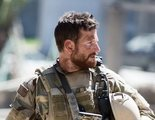 """Bradley Cooper es Chris Kyle, un francotirador que batió el récord del ejército americano durante la guerra de Irak en """"El francotirador"""""""