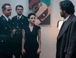 Luis investiga la muerte de Álvaro y regresa al piso de Clara, donde se encuentra con Emilia en 'La valla'