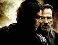 """Benicio del Toro es un exsoldado que, tras una experiencia traumática, se dedica a cazar personas en """"The Hunted (La caza)"""""""