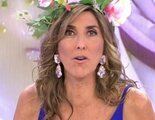 Paz Padilla se pone al frente de 'La última cena', con la posible visita de Carmen Borrego al plató del programa
