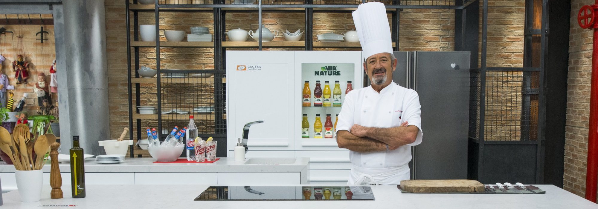 Karlos argui ano en tu cocina telecinco ficha for Cocina karlos arguinano