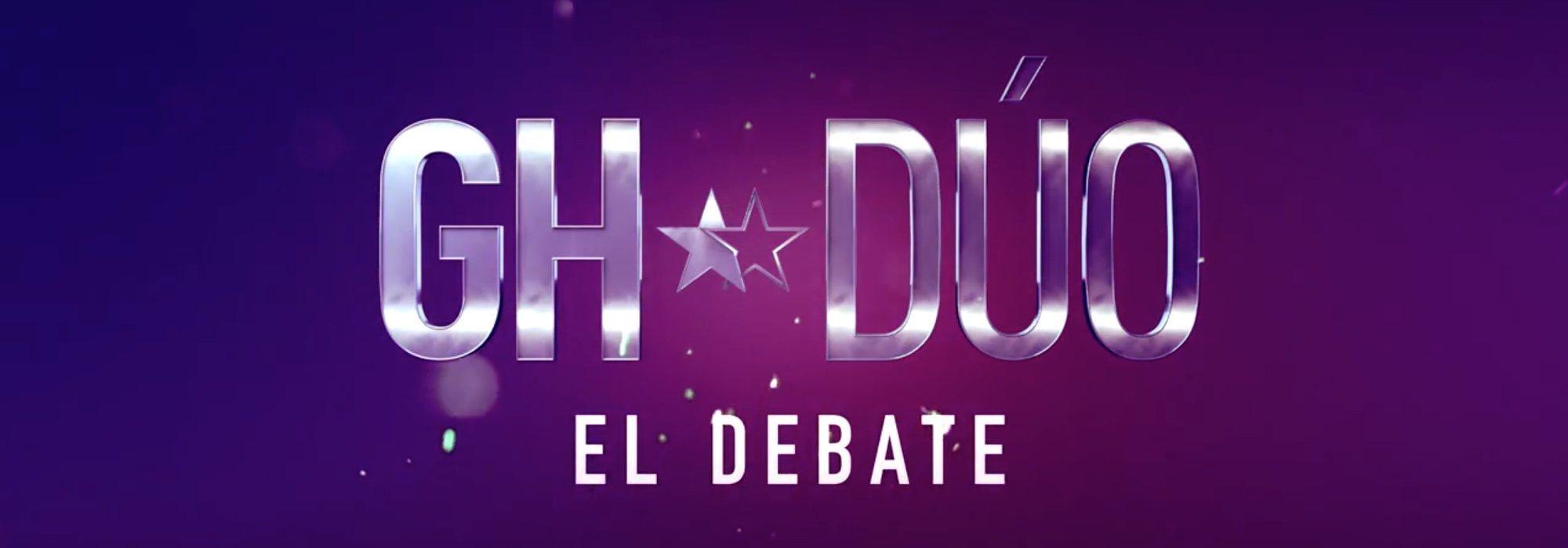 GH Dúo: El debate