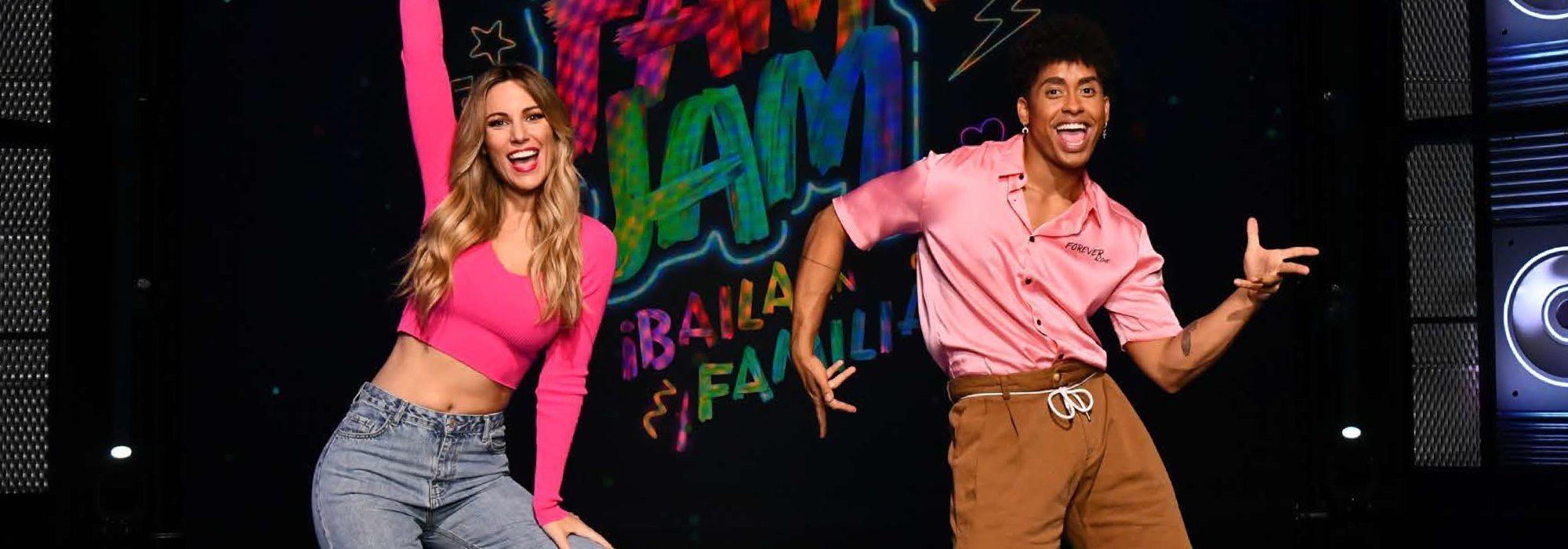 Fam Jam, ¡Baila en familia!