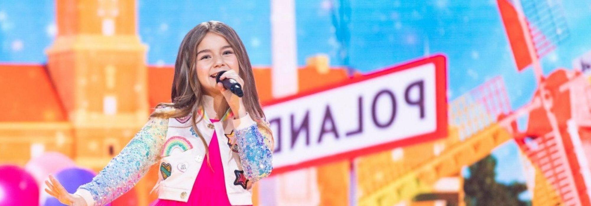 Festival de Eurovisión Junior 2021