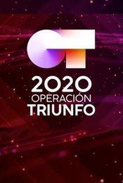 Cartel de Operación Triunfo